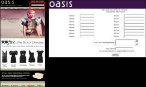 Oasis F2AF